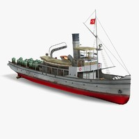 minelayer 3D models
