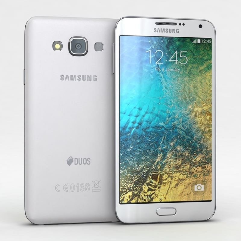 Samsung Galaxy E7 White
