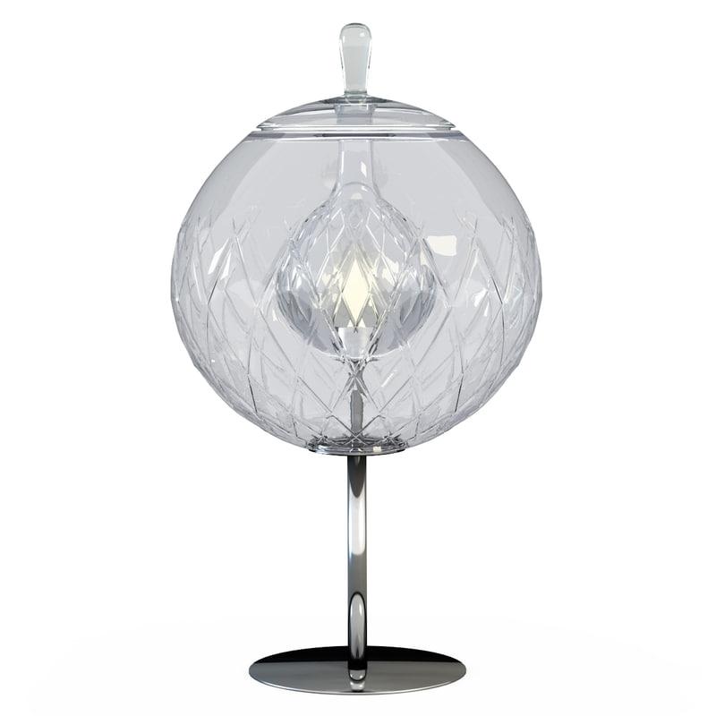 Table Lamp Baccarat SFERA LAMP_01.jpg