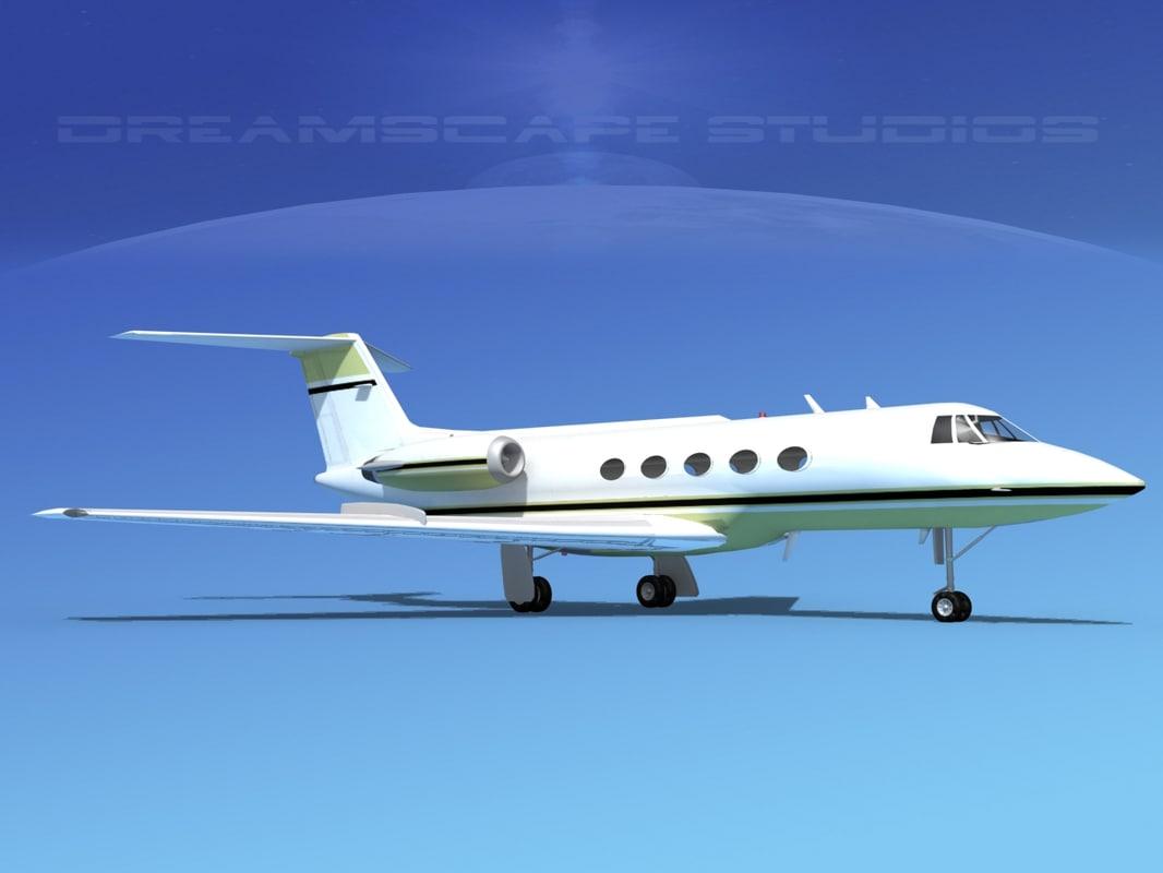 Grumman Gulfstream C-IIB V13