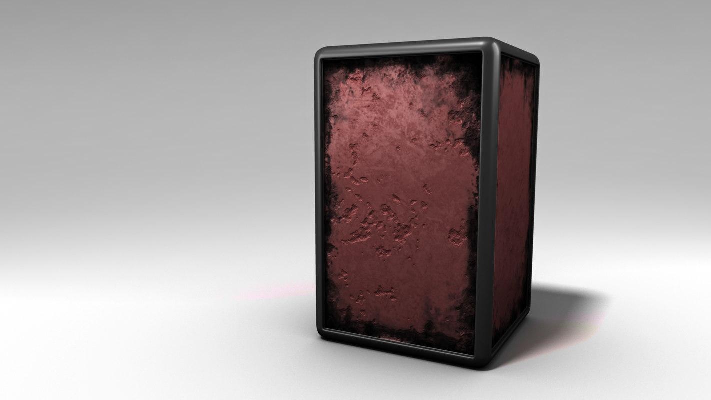 Grunge Box