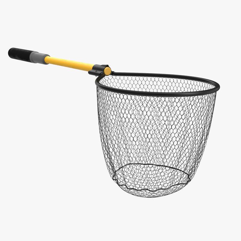Fishing Net 3d model 01.jpg