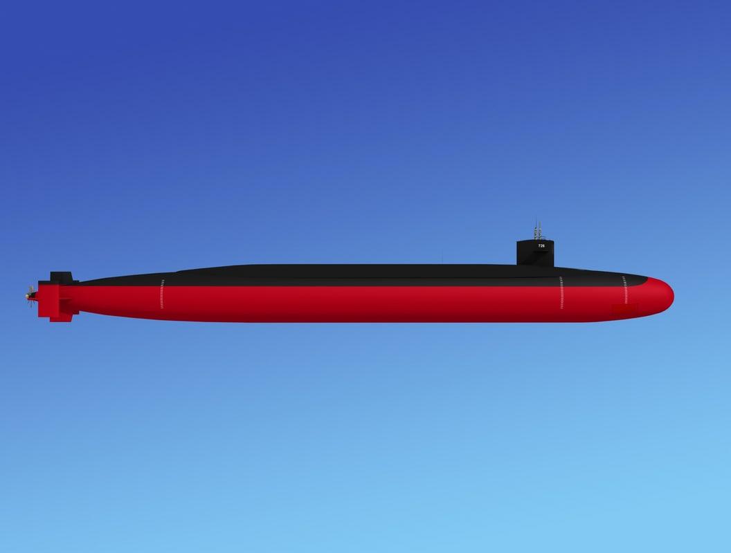 Ohio Class Ballistic Missile Submarine VBM101.jpg