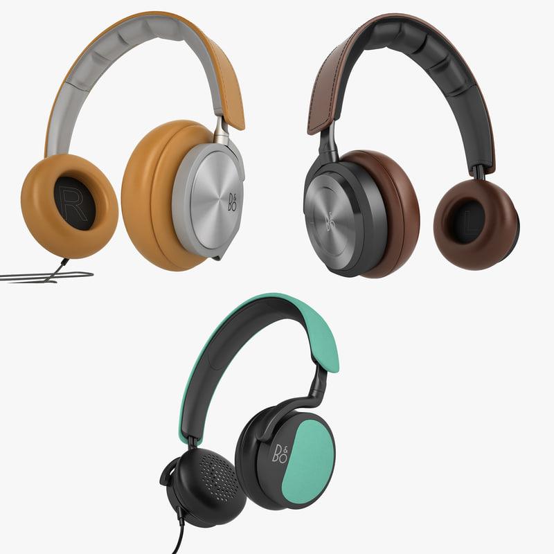 Bang & Olufsen Headphones Collection