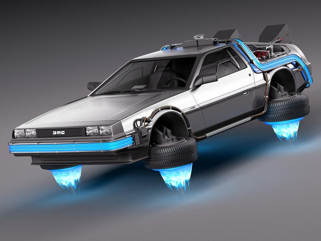 Back To The Future Delorean Episode 2 Future