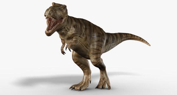 Tyrannosaurus Rex 3D Models