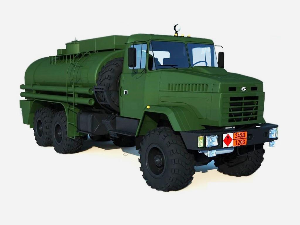 Kraz-6322 ATZ-10