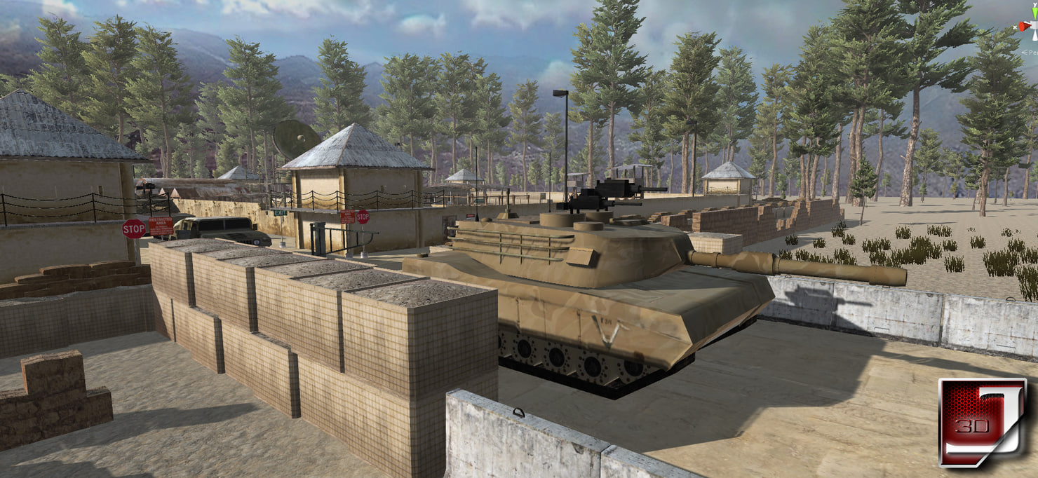 Military Army Base