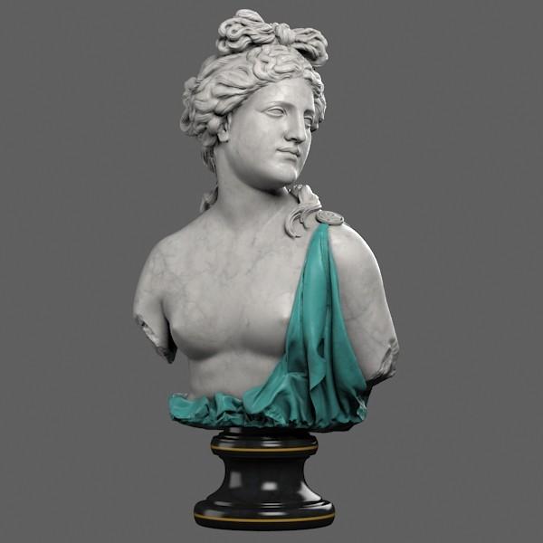 Aphrodite Bust