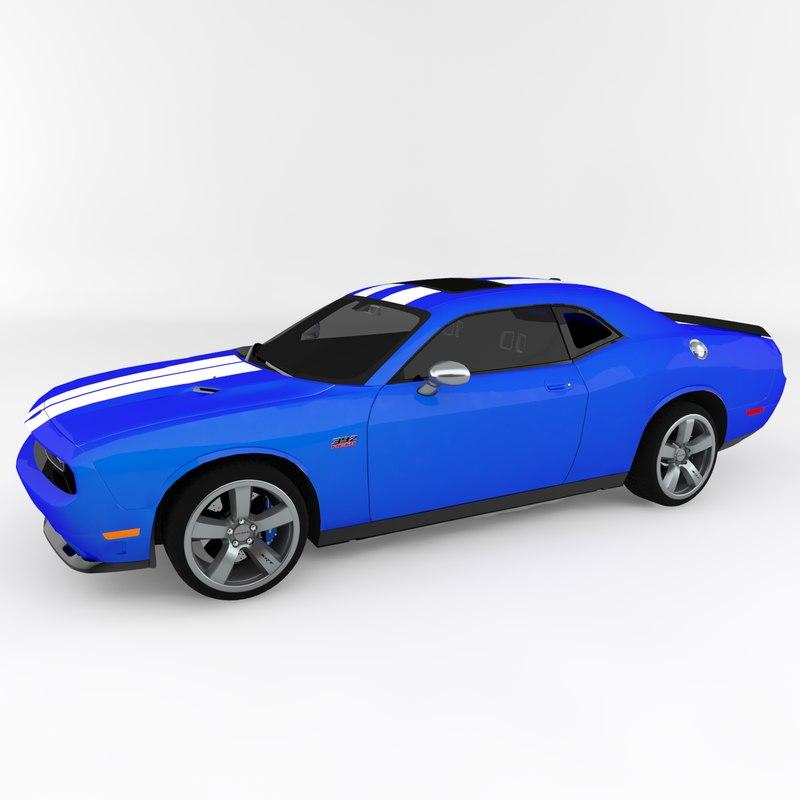 Dodge Challenger SRT8 HEMI