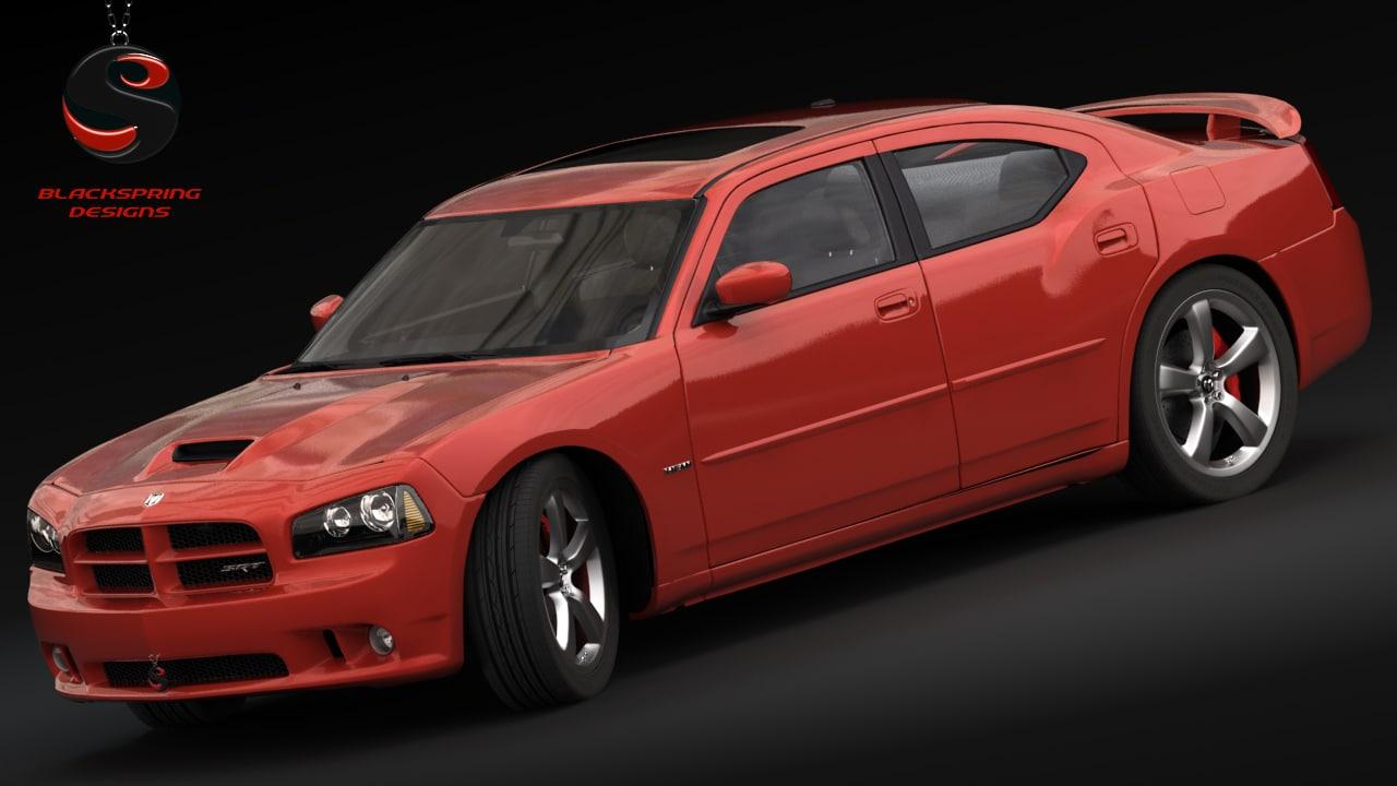 Dodge Charger SRT-8 2006