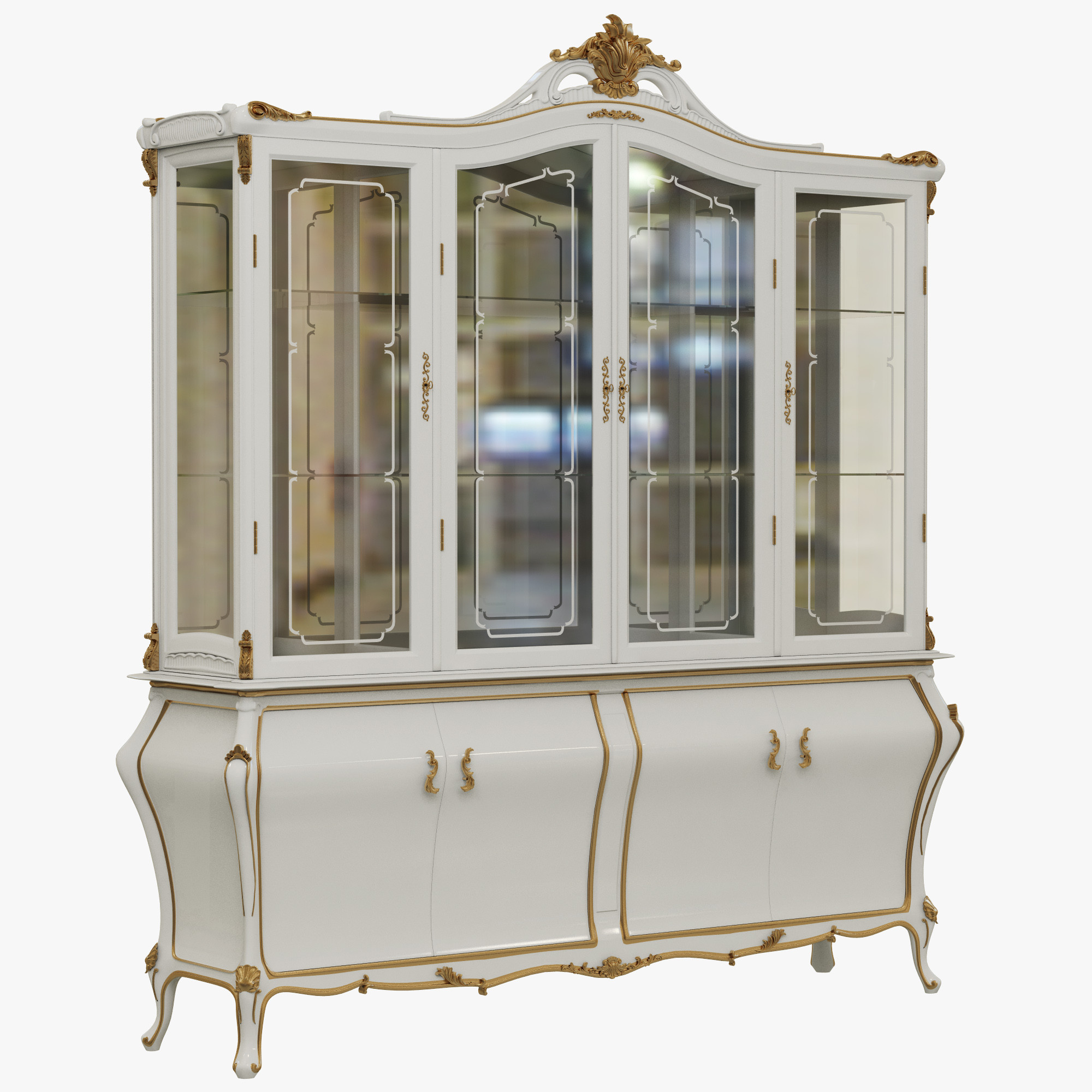 InStyle Faberge showcase