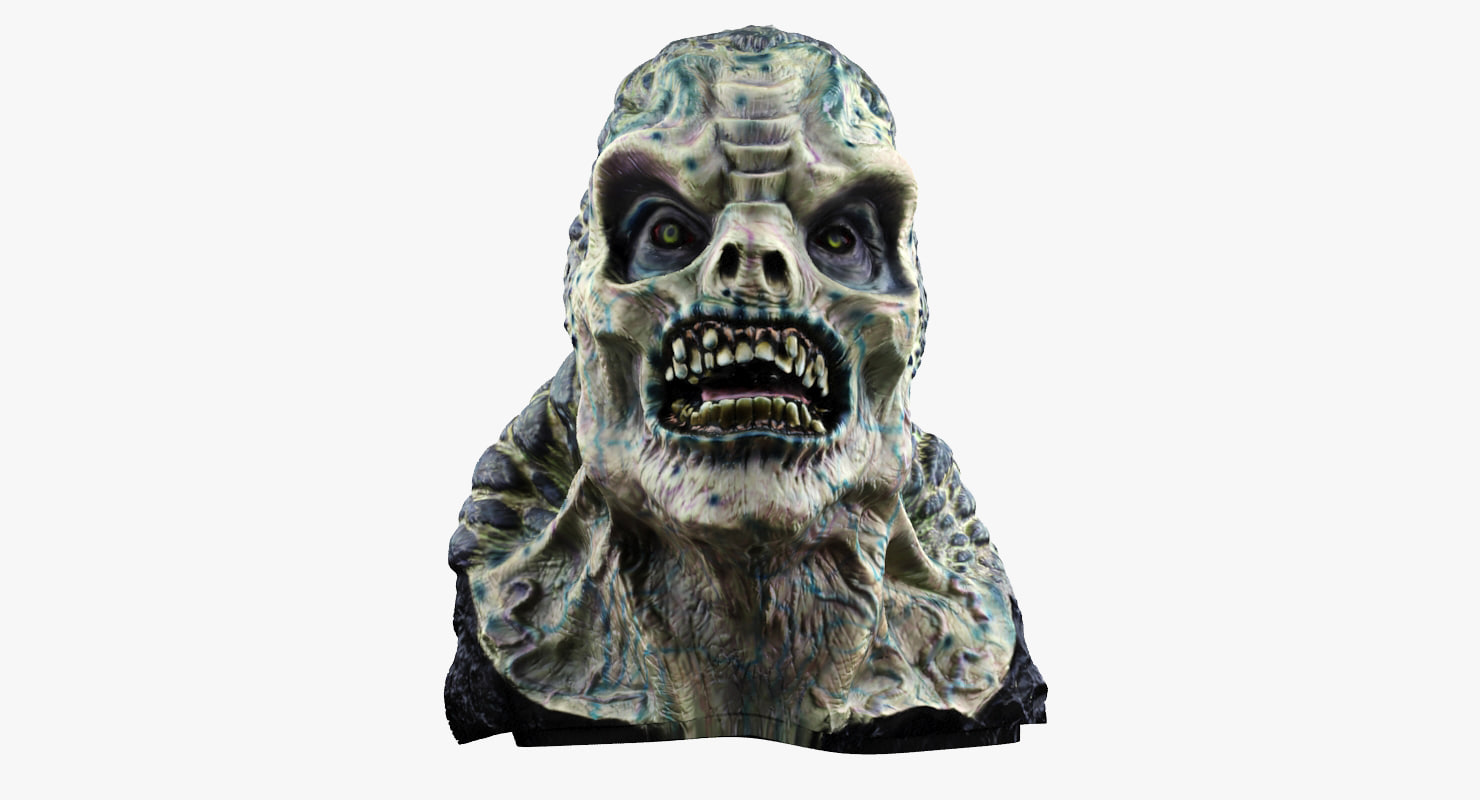 Locust Drone Head- Gears of War