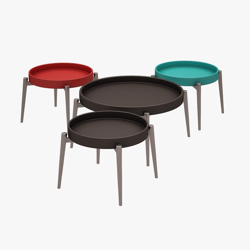 Vera Coffee Table (BoConcept)