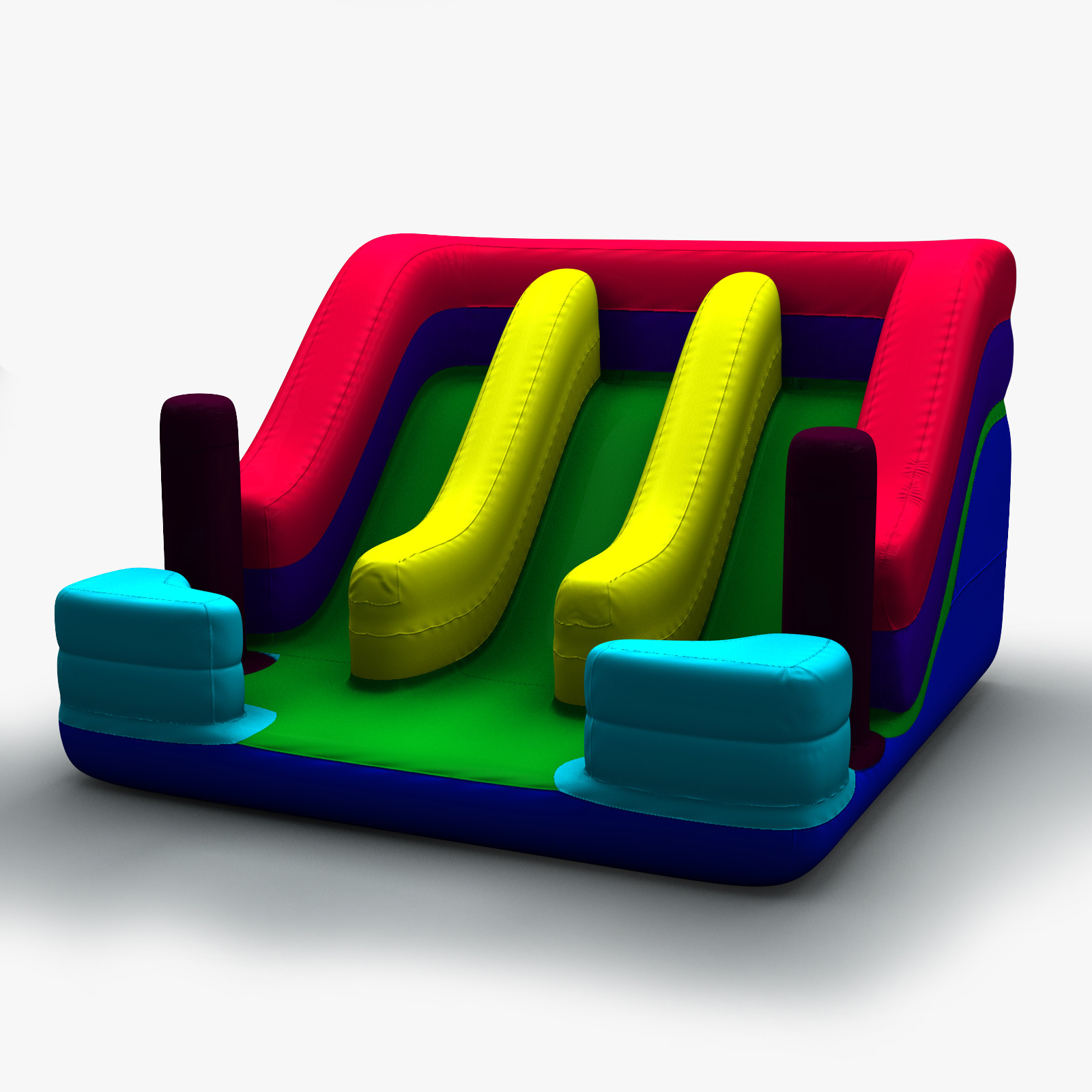 how to make inflatables in c4d