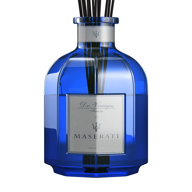 Fragrance Dr. Vranjes Maserati Bottle