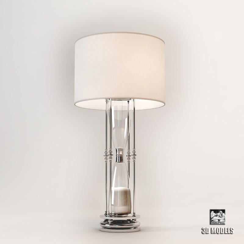 Table Lamp Hour Eichholtz