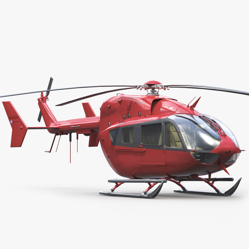Eurocopter EC 145 Business Helicopter