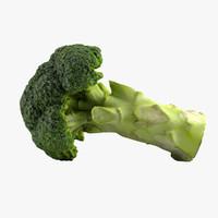 vegetable 3D models