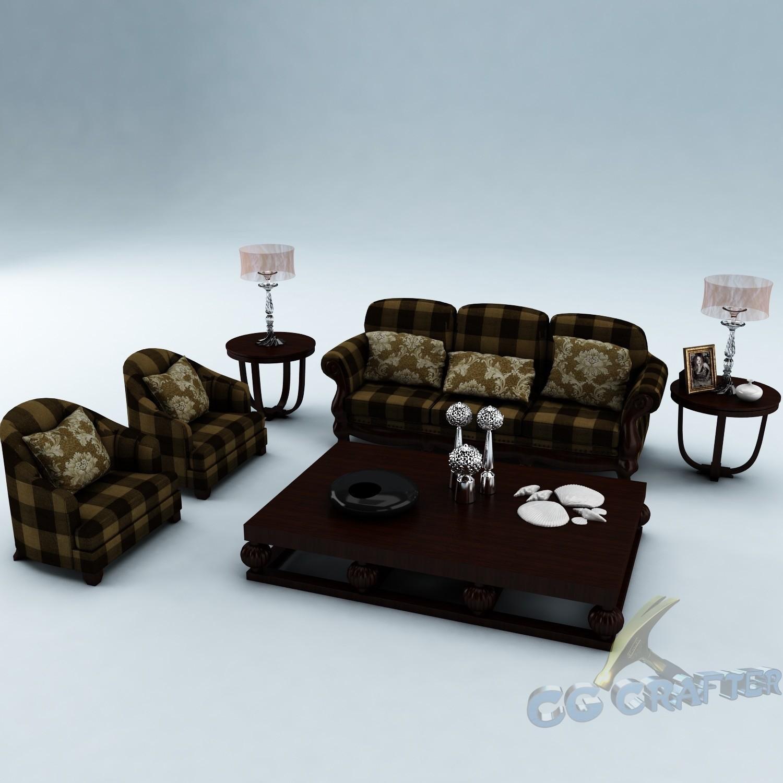 Sofa set 015