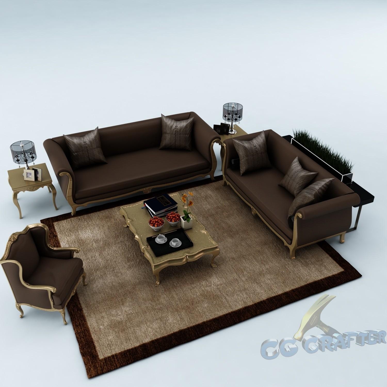 Sofa set 017