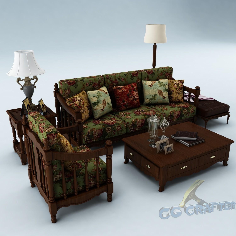 Sofa set 021