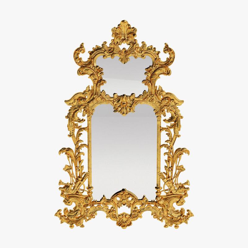 Mirror Leighton