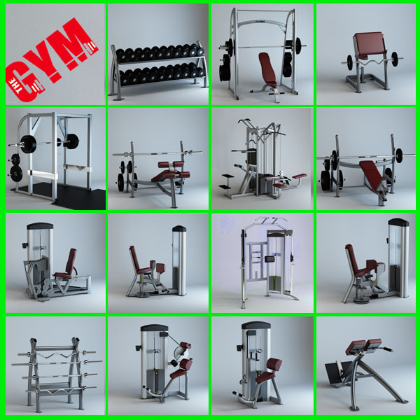 Gym Equipment 15 in 1
