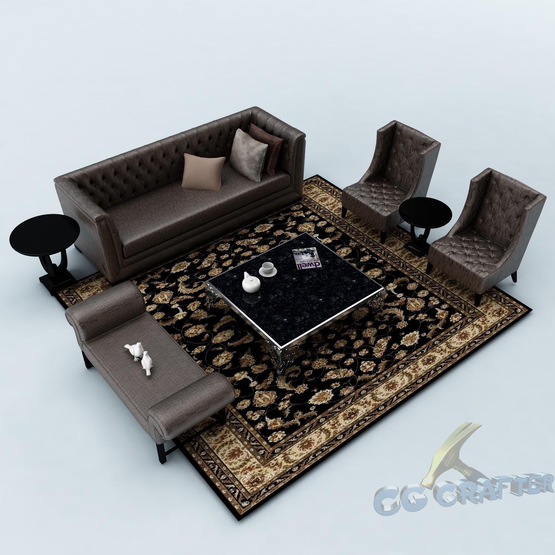 Sofa set 025