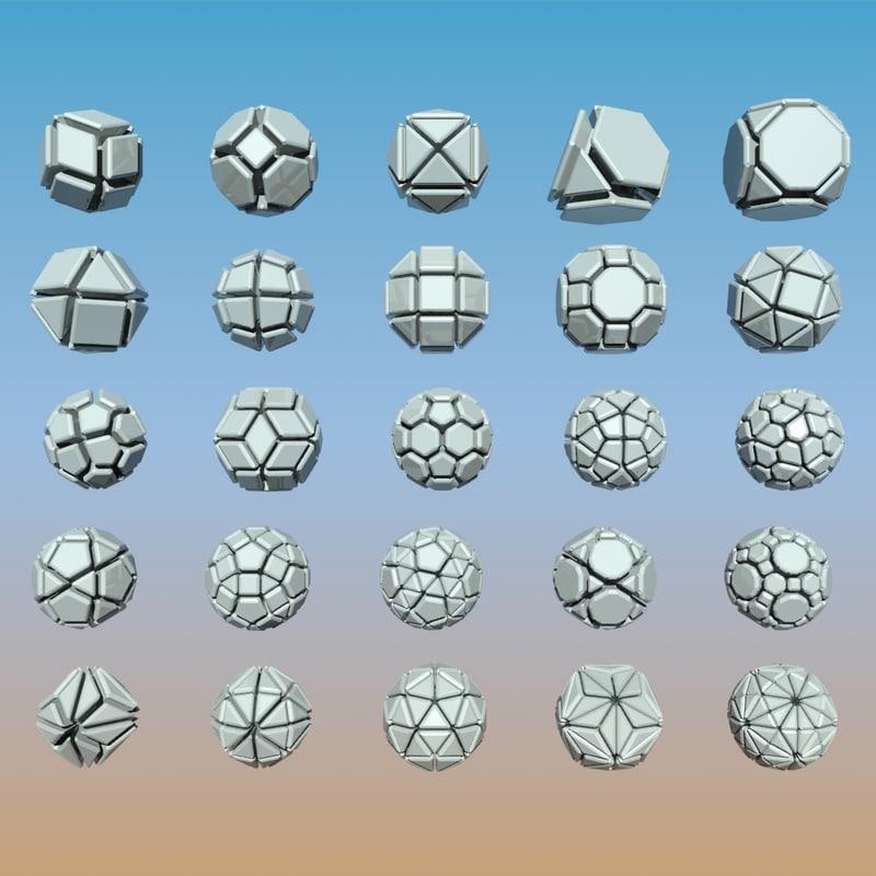 Geometric Shape Pack 06