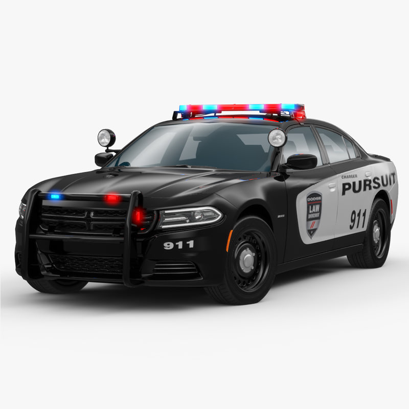 Dodge Charger 2015 Police