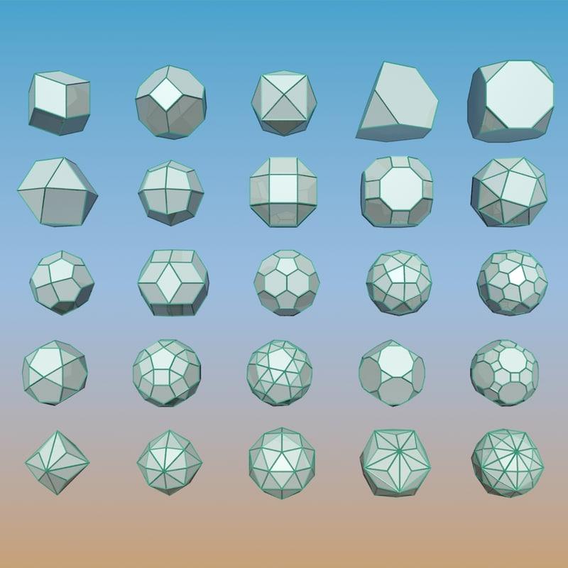 Geometric Shape Pack 11