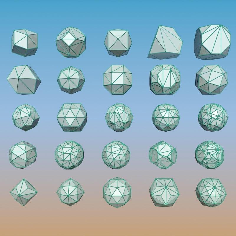 Geometric Shape Pack 12