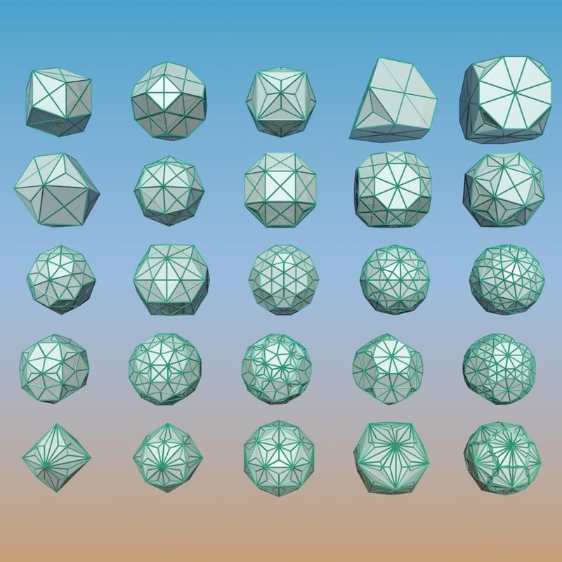 Geometric Shape Pack 15