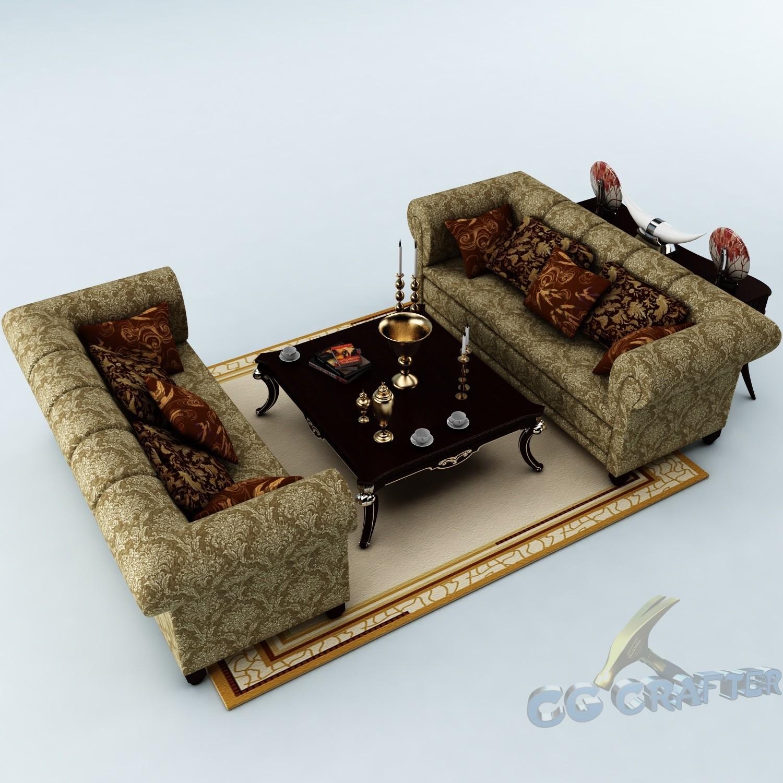 Sofa set 031