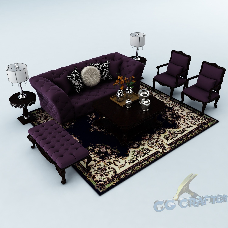 Sofa set 034