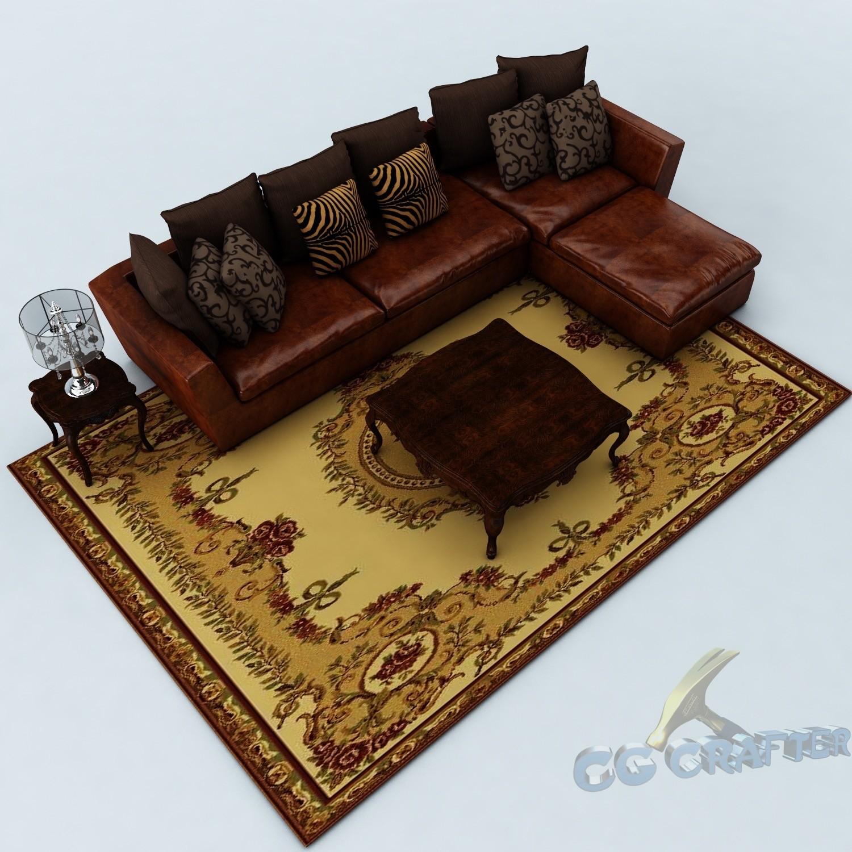 Sofa set 026