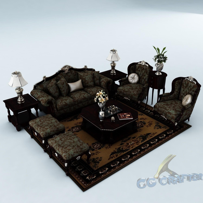 Sofa set 035