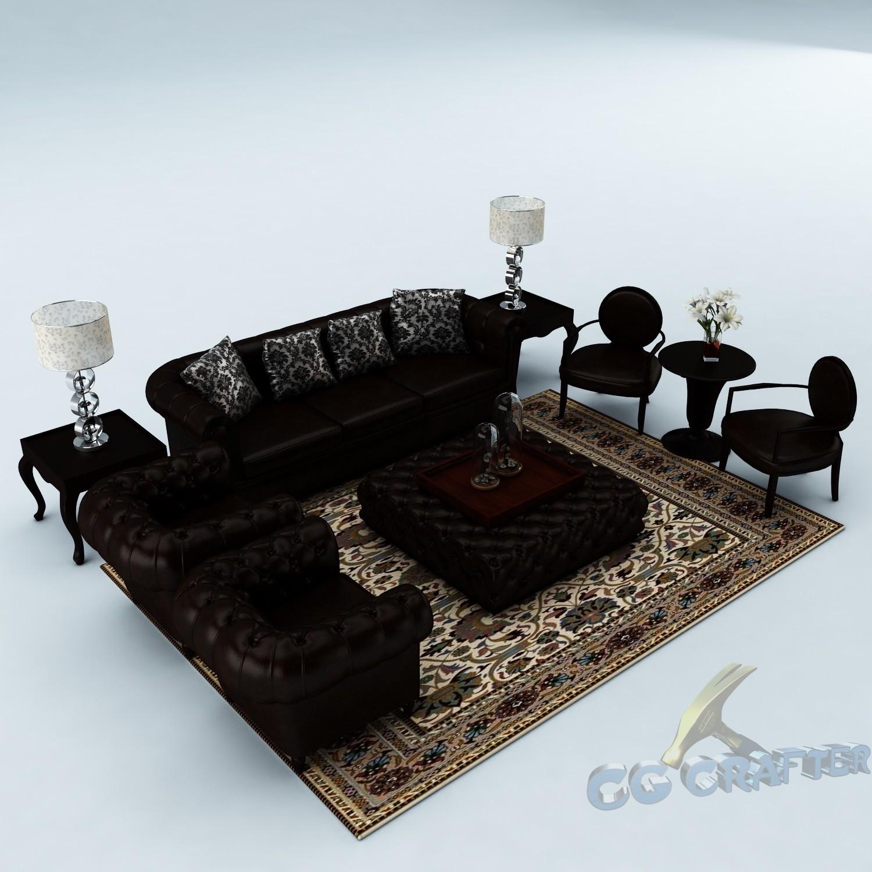 Sofa set 033