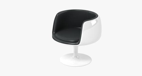 Eero Aarnio Cognac Cup 3D Models