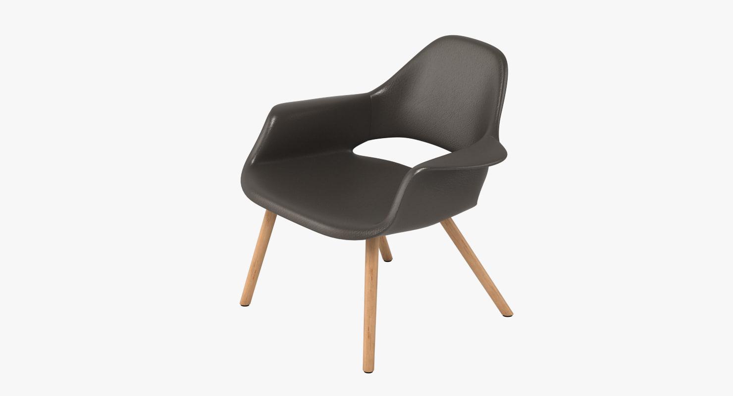 Eero S. Organic Chair