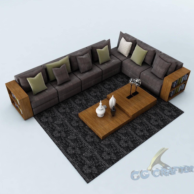 Sofa set 049