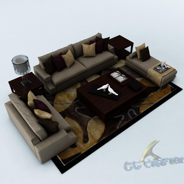 Sofa set 042