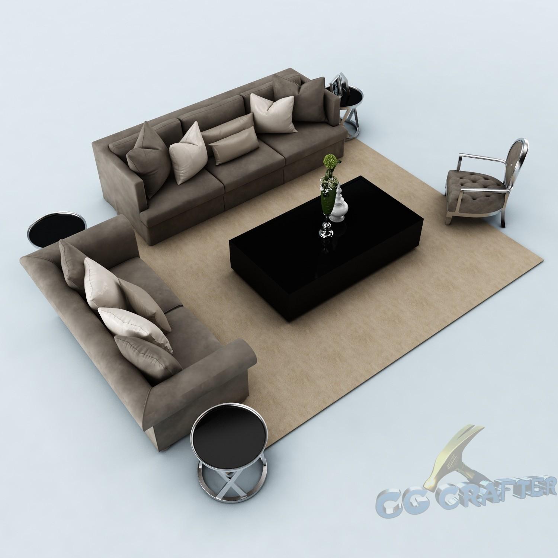 Sofa set 053