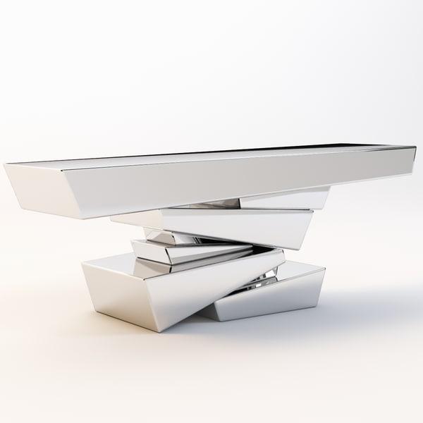 Herve Van Der Straeten Console Clash 3D Models