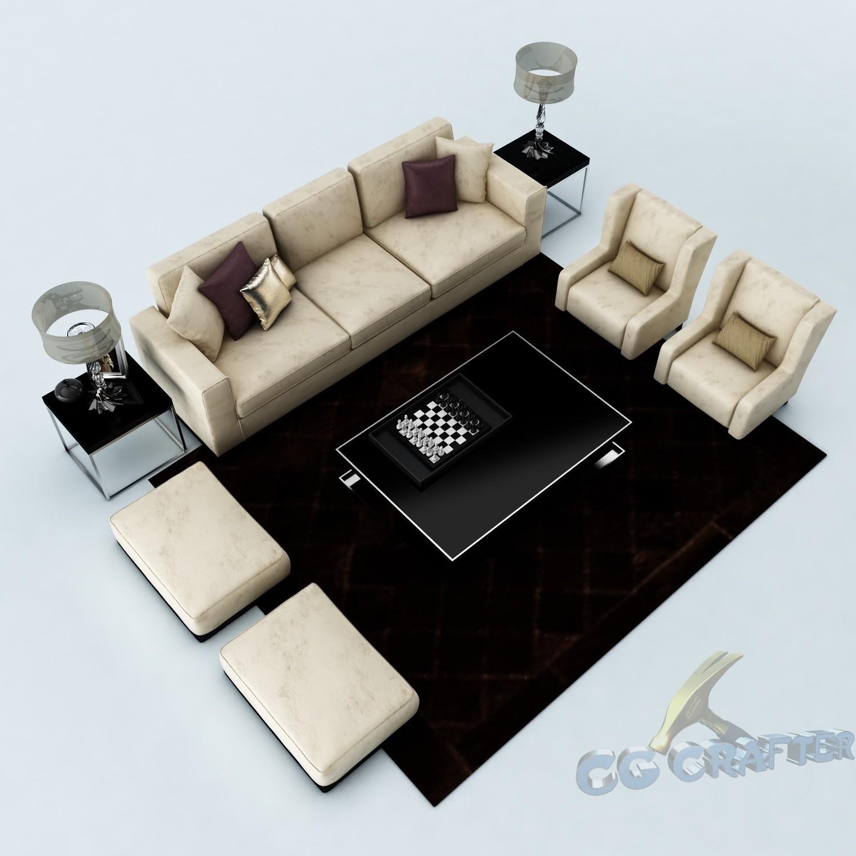 Sofa set 061