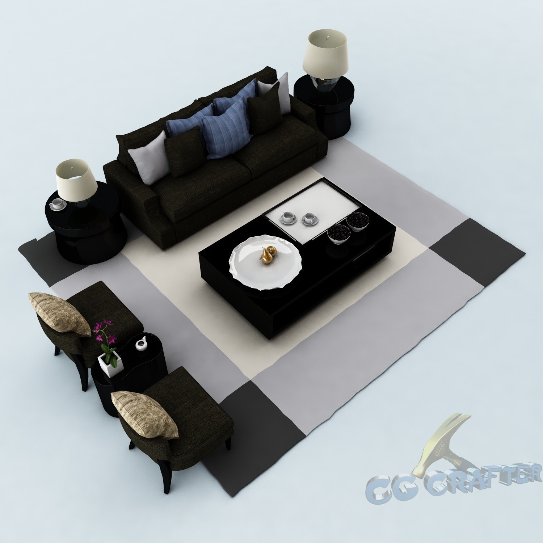 Sofa set 062