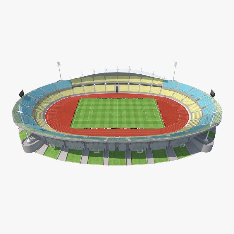 Royal Bafokeng Stadium 3d model 01.jpg