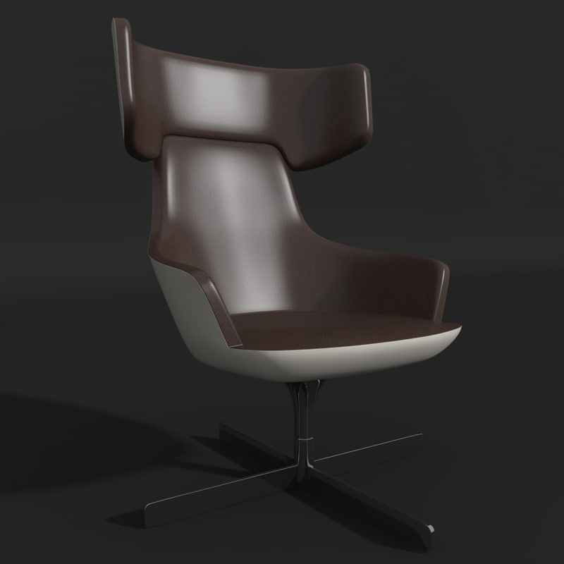 Wing Chair Hendrix Deberenn