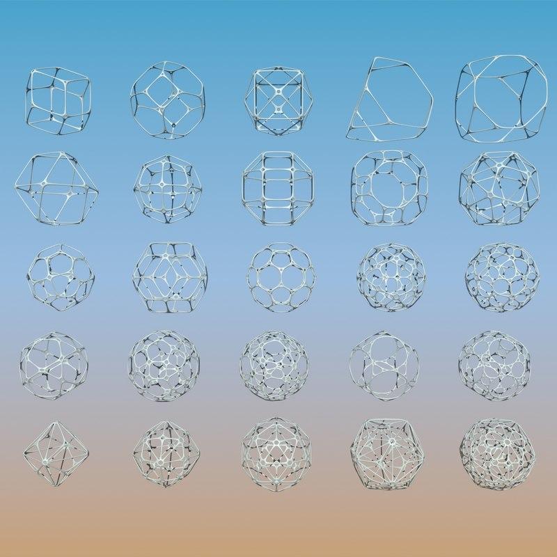 Geometric Shape Pack 24